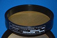 Сито контрольное лабораторное У1-ЕСЛ-К (100 мкм, полиамид/металл, обечайка-дерево/полиэтилен, d=200 мм)