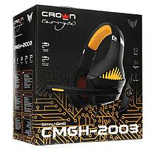 Наушники игровые CMGH-2003 Orange, фото 3