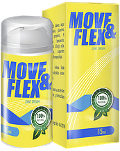 Move&Flex (Мув энд Флекс) - крем от остеоартрита и остеохондрита