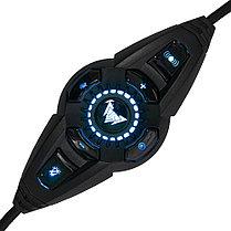 Наушники игровые CMGH-3101 Black&Blue, фото 2