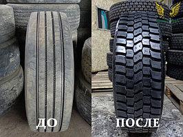 Восстановление шин размер 315/70 R22,5 6