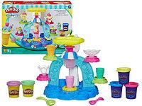 Игровой набор пластилина Фабрика Мороженого PLAY-DOH, фото 1