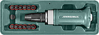 Набор ударных отверток SL 5, 6, 8, 10, 12 мм, PH# 1, 2, 3, 4, Hex 4, 5, 6, 8, 14 предметов