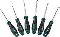 Набор крючков для демонтажа уплотнительных колец, 6 предметов