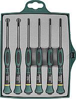 Набор отверток для точной механики TORX® Т5-Т20 6 предметов
