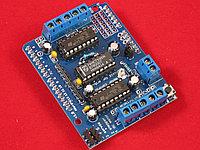 Плата расширения для двигателей L293D для Arduino