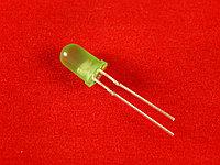 Светодиод 5мм с цветной линзой