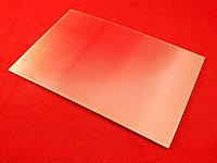 Печатная плата односторонняя 10см х 15см (Бакелит 1,4 мм)