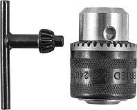 Патрон трехкулачковый с ключом для дрели  RAD1018 в сборе