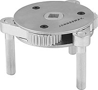 Съемник масляных фильтров трехлапый самозажимной 95-165 мм.