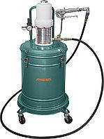 Нагнетатель консистентной смазки пневматический. Емкость 30 л.
