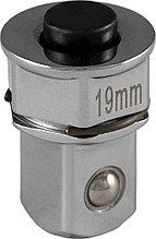 """Привод-переходник 1/2""""DR для ключа накидного 19 мм"""