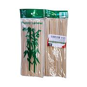 Палочки д/шашлыка, d 3мм, 300мм, бамбук, 100 шт