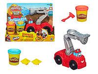Набор пластилина Игровой Бумер: Пожарная машина PLAY-DOH