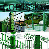 3D панели ограждения (забор)