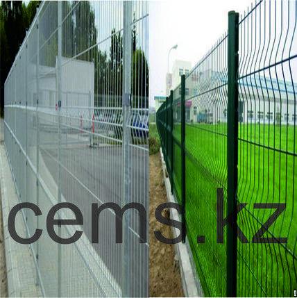 3D панели ограждения (забор), фото 2