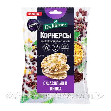 Dr.Korner Корнерсы с фасолью и киноа,50 грамм