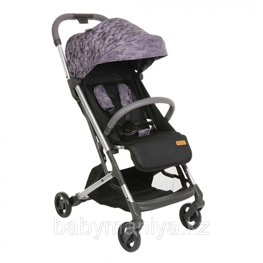 Коляска прогулочная  PITUSO Style Camouflage purple Камуфляж сирень