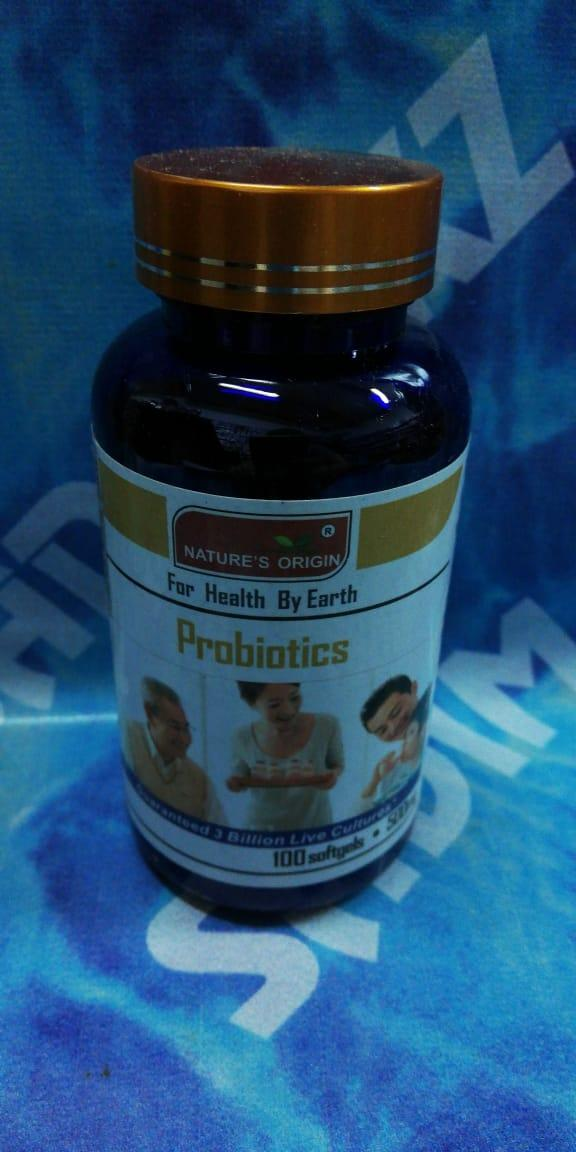 Капсулы Пробиотики - Probiotics