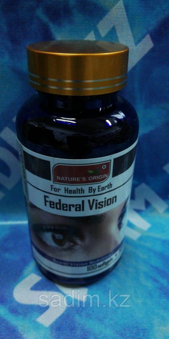 Капсулы Глазные - Federal Vision