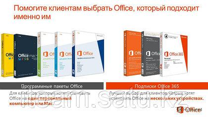 Какой Office подходит именно вам?