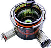 Соковыжималка шнековая Dream Juicer Modern  DJM-80, фото 6