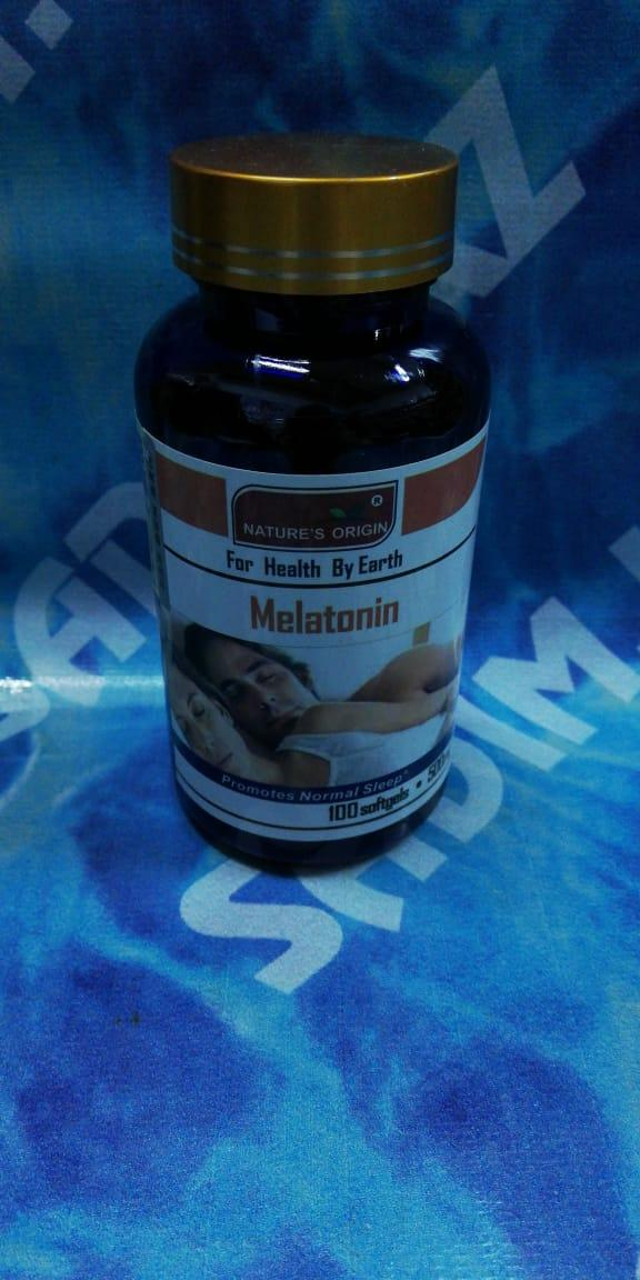 Капсулы Мелатонин - Melatonin
