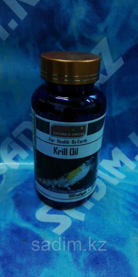 Капсулы Масло Криля - Kril Oil