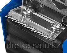 Диспенсер для клейких лент ЗУБР, двухкомпонентная рукоятка, до 50мм, фото 2