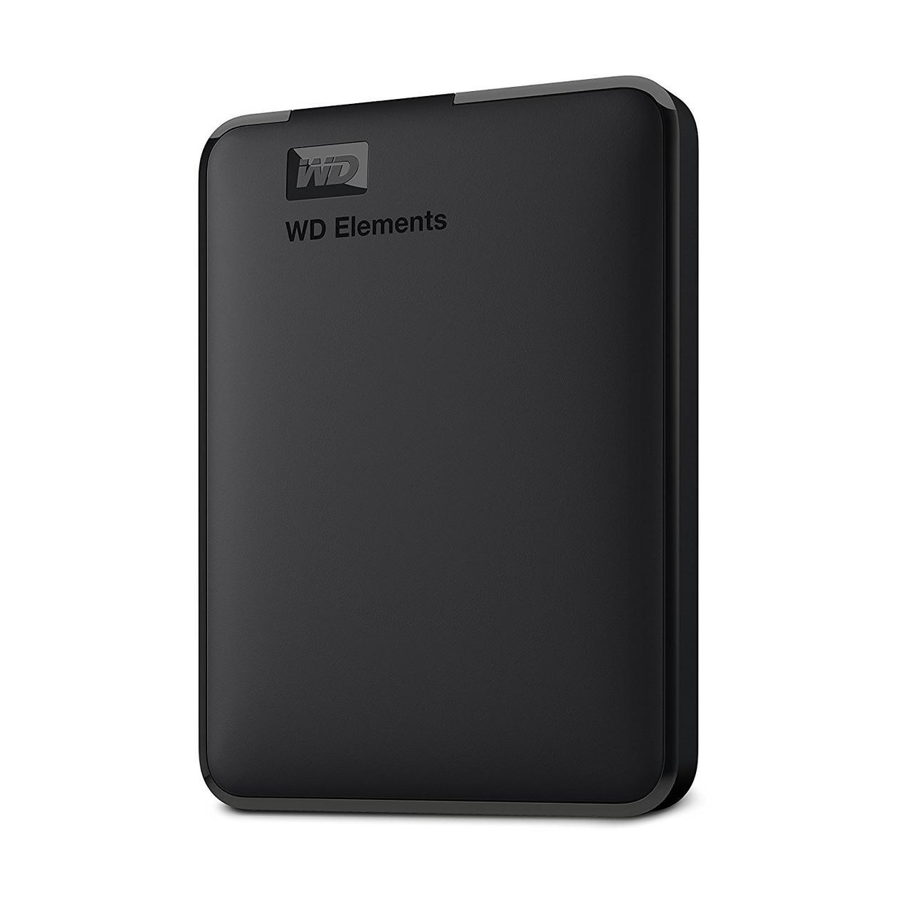 "Внешний HDD Western Digital 1Tb Elements Portable  2.5"" USB3.0"
