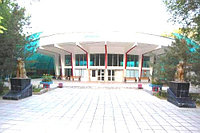 Санатории Cарыагаша