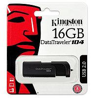 USB Флеш Накопитель Kingston 16GB 2.0 DT104/16GB