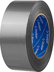 Армированная лента, ЗУБР Профессионал 12090-50-50, универсальная, влагостойкая, 48мм х 45м, серебристая
