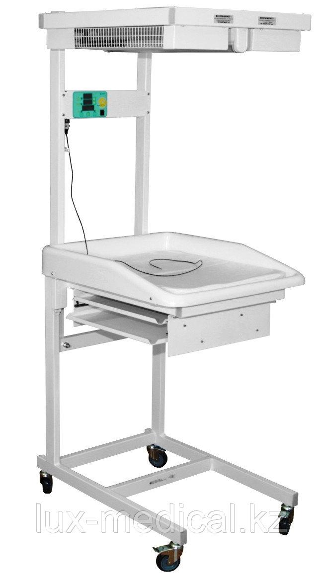 Стол для санитарной обработки новорожденных АИСТ-2