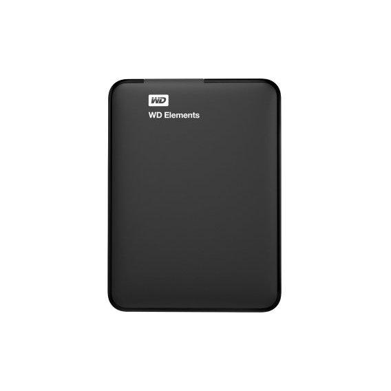 "Внешний HDD Western Digital 2Tb Elements Portable  2.5"" USB3.0 WDBU6Y0020BBK-WESN"