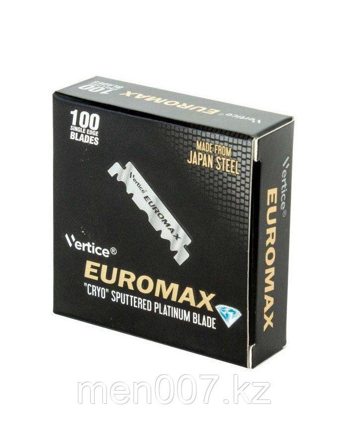 Euromax (лезвия половинки 100 штук)