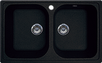 Кухонная мойка Gran-Stone GS 15 308 черный