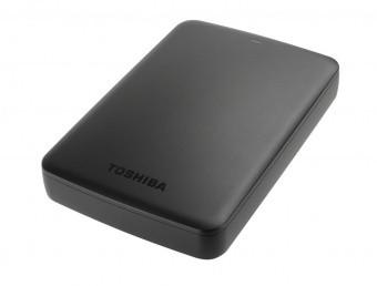 "Внешний Жесткий диск Toshiba 2Tb, 8Mb, 2.5"" Canvio Basics HDTB320EK3CA USB 3.0"