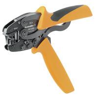 9012500000 Инструмент для обжима PZ4 для обжима наконечников, 0.5-4 мм², Трапецеидальный обжим