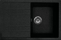 Кухонная мойка Gran-Stone GS 25 308 черный