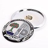 Эмблема  на капот AMG  Mercedes Benz, фото 2