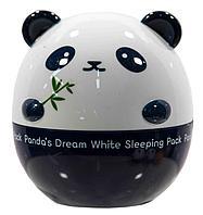 Ночная маска осветляющая «Мечта панды» Panda's Dream White Sleeping Pack (50 гр) Tony Moly