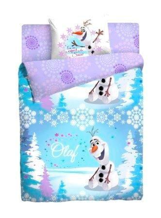 Увеличить изображение Детский комплект постельного белья Frozen. Холодное сердце. 124/1+125/1+126/1
