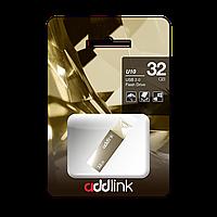 USB Флеш Накопитель Addlink 32GB 2.0 ad32GBU10C2 шампань
