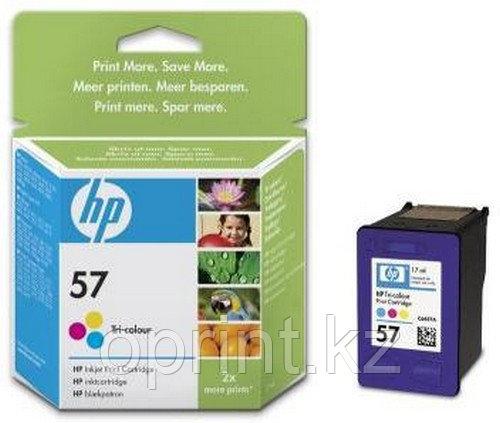 Картридж HP 57 многоцветный
