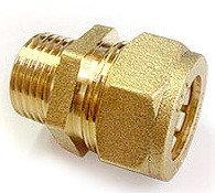 Муфта труба-внутренняя резьба (мама) 15мм * 1/2 дюйма