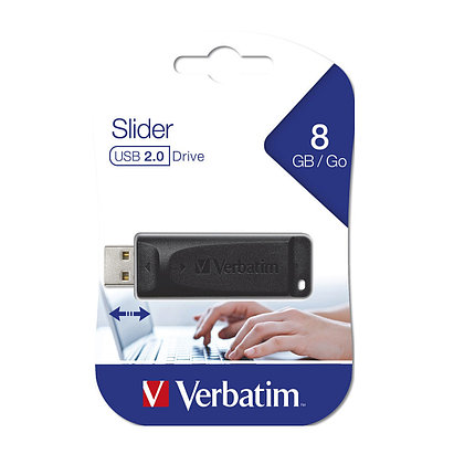 USB Флеш Накопитель Verbatim 8GB 2.0 098695, фото 2