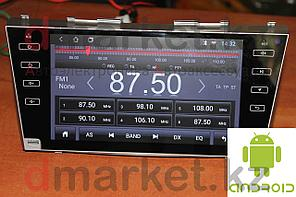 Автомагнитола Camry 40 Android 7786HG, 9 дюймов, Wi-Fi, GPS, ОЗУ 1Гб, память 16 Гб