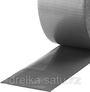 Армированная лента, STAYER 12080-50-25, универсальная, влагостойкая, 48мм х 25м, серебристая, фото 2