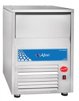 Льдогенератор кубикового льда ЛГ-37/15К-02, 37 кг/сутки, воздушное охлаждение, 40 кубиков (18 г) за цикл, бунк